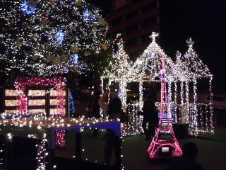 今日の東京タワー