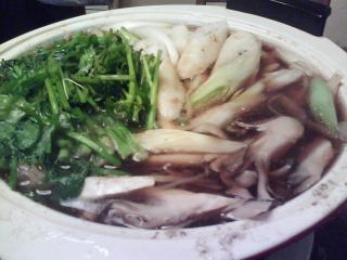 キリタンポ鍋