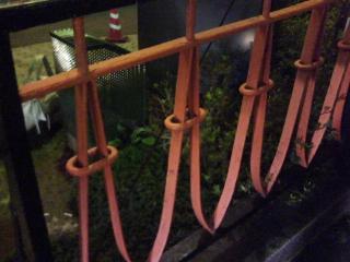 東京タワーの柵は東京タワー